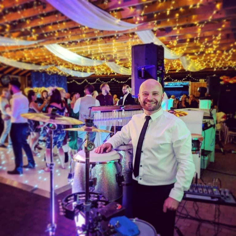King Konga - Wedding Percussionist