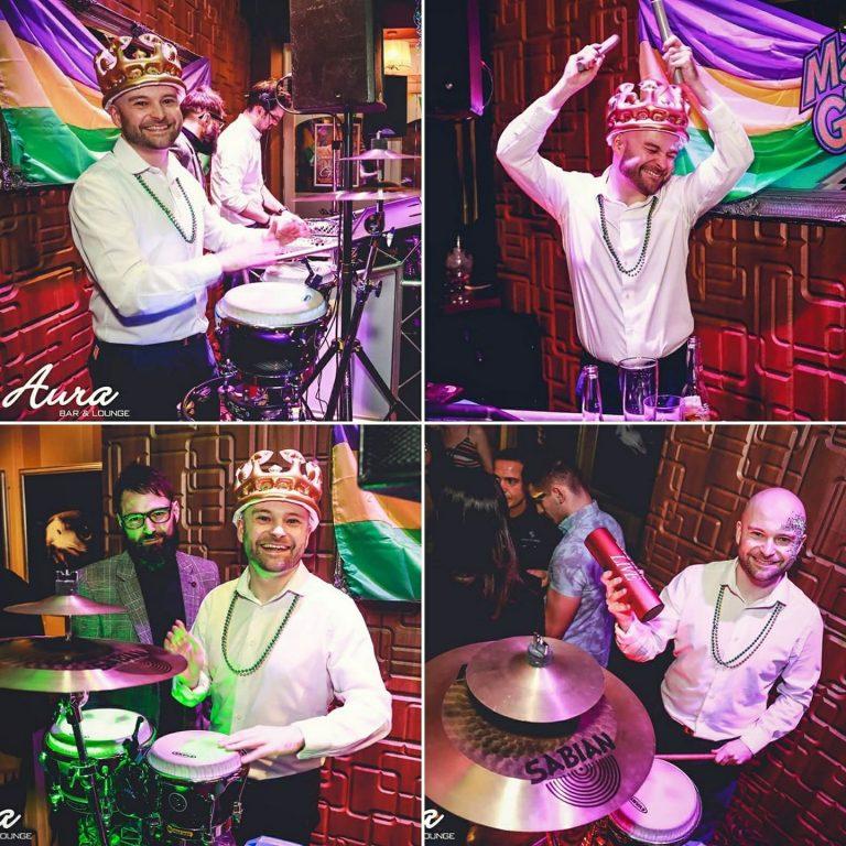 King Konga - Aura bar