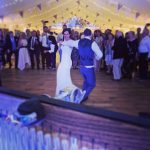 King Konga - Wedding Percussionist Bride and Groom dancing