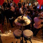 King Konga - percussionist / bongo player at Impossible bar Manchester