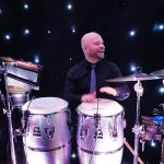 King Konga - Corporate Party Percussionist / Bongo player.