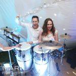 konga wedding percussionist